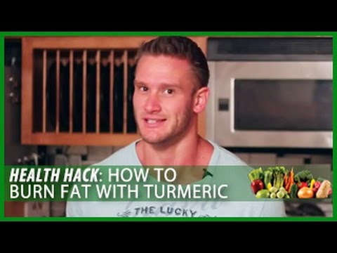 How To Lose Fat with Turmeric, The Wonder Spice: Health Hack- Thomas DeLauer
