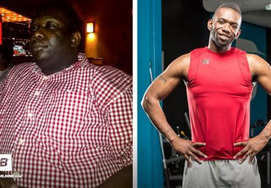 Faith & Fitness Helped Aaron Lose Over 100 lbs. | The Spark