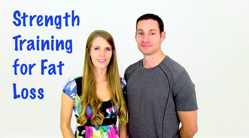 Strength Training for Weight Loss – How Strength Training can help You Lose Weight