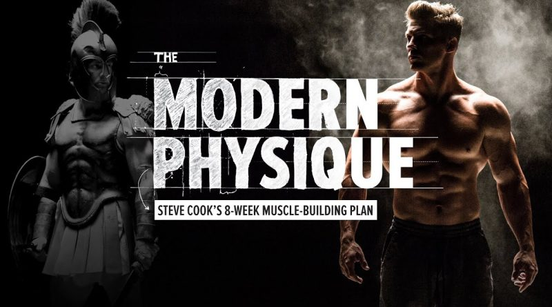 Steve Cook's Modern Physique Training Program | Trailer