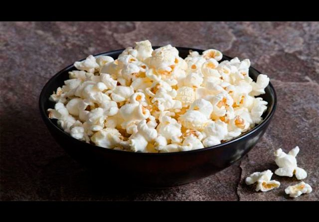 Benefits of eating popcorn for your health; I did not know it either