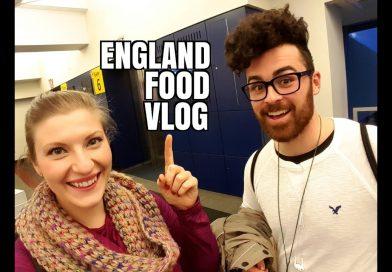 England Food Adventures VLOG