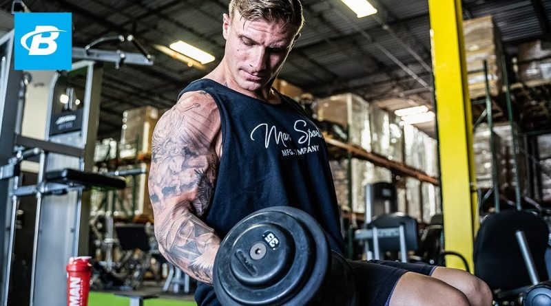 Build BIGGER Arms with Supersets