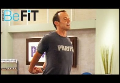 Stretching & Flexibility Exercise Routine: PrayFit- 33 Day Total Body Challenge with Jimmy Peña