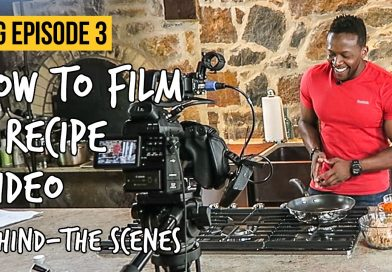 Filming 6 Recipes in Record Time! Behind the Scenes: VLOG Ep 3