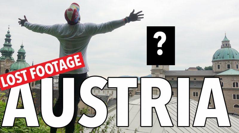 Travel Vlog 2 of 2: Lost Footage – Eating my Way thru Salzburg, Austria